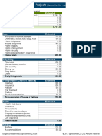 your future finance worksheet