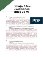 B5 J. Manuel Rodríguez, Jorge Sánchez, Antonio Romero y Manuel Vázquez