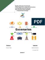 ESCENARIOS ENERGETICOS