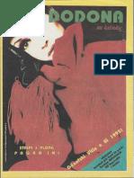 Dodona nr. 03 - Revistë kulturore në gjuhën shqipe, janar 1995 Prishtinë Kosovë