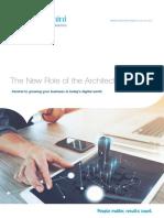 The New Role of the Architect - Capgemini