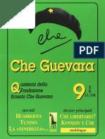 Quaderno n° 9 della Fondazione Ernesto Che Guevara [anno 2011/14]