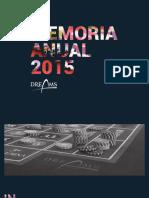 Memoria Anual Dreams 2015 B