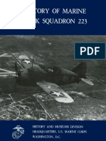 A History of Marine Attack Squadron 223 PCN 19000413900