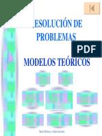 Resolución de Problemas. Modelos Teóricos - María Molero y Adela Salvador