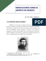 3-Davoli - Breves Observaciones Sobre El Pensamiento de Gramsci