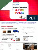 copy of calculus review meme puzzle - albert raez