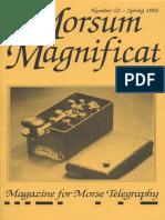 Morsum Magnificat-MM22
