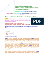 Book@9999684904 Noida Unitech Property