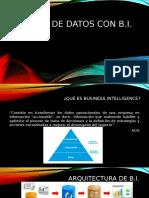 Bases de Datos Con BI