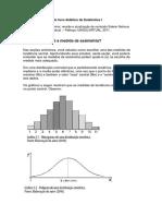 Assimetria Estatistica I