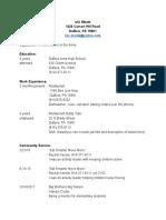 portfolio final paper