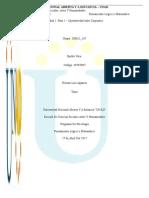 Unidad 1_ Paso 1 – Operatividad Entre Conjuntos