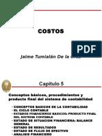 COSTO 5  Estados Financieros.pptx