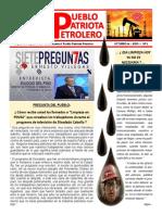 Pueblo Patriota Petrolero Nº 3