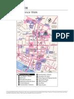 Map Audiotours Florence Renaissance Walk