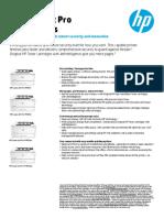 HP LaserJet Pro M403 Series Data Sheet