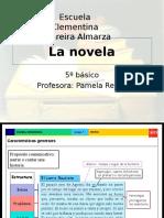 La novela.ppt