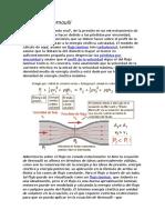 Cálculo de Bernoulli