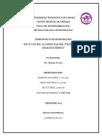 Metodologia Proyecto Final Grupo 2015