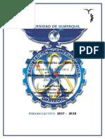 Informe 1, Org II