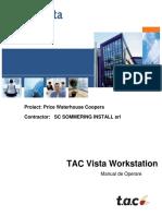 TAC Vista 5_ Manual Operare