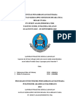 Cover Dan Lbr Pengesahan Laporan PKL