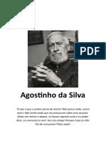 Agostinho da Silva - Pequena biografia