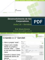 DSC Aula 1.6 Servlets