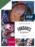 Fondants de Plaisir - Les Delic - Helal NATHALIE