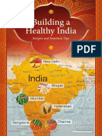 India Recipes Booklet