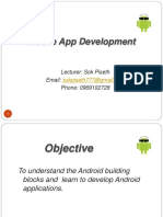 01.Introduction to Android
