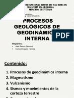 Geodinámica UNIDAD 6