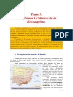La Reconquista del España Resumen