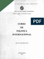 Cra Cursodepoliticainternacional 1987