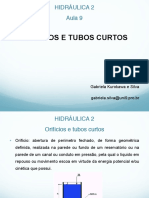 Hidráulica 2_Aula9