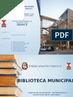 Biblioteca Municipal Final Entrega.pptx