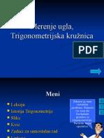 Trigonometrija prezentacija