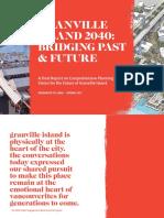 GRANVILLE ISLAND 2040