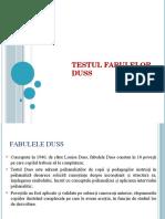 Testul-Fabulelor-DUSS