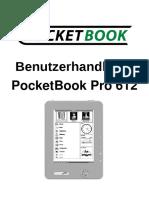 User Guide PocketBook 612(de)