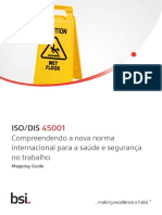 Mapping Guide ISO 45001