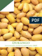Durango Infografia Agroalimentaria 2015