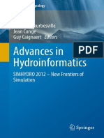 Advances in Hydroinformatics - SIMHYDRO 2012 New Frontiers of Simulation (2013)