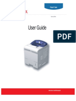 Xerox Phase 3600 User Guide