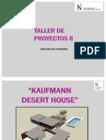 Casa Kaufman Desert XD