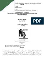 El Pecado y La Noche - Antonio de Hoyos y Vinent