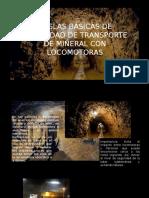 Reglas Básicas de Seguridad de Transporte de Mineral-salgado,Sanchez