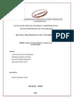 Investigacion Formativa de Sociedades