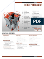 Density Separator SPSS1042EN 01